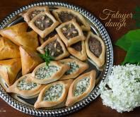 Fatayer Dough (Cajiin Fataa'ir) Pâte à Fatayer عجينة فطائر