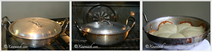 Baking the Maanda