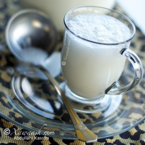 Somali Champagne (Simulated Camel Milk)
