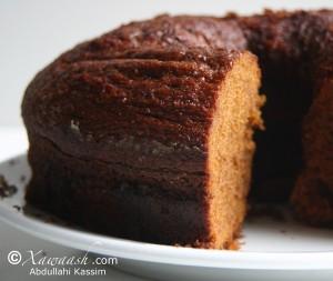 Yeasted Cake