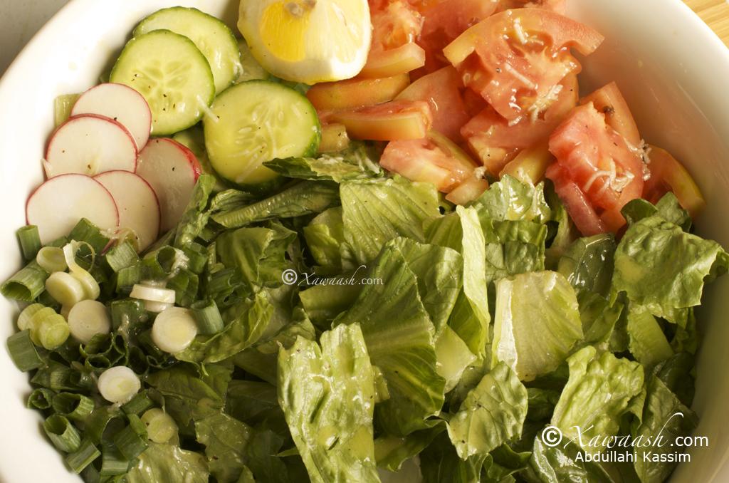 Somali Salad