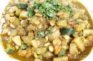 Mixed Vegetables (Khudaar)
