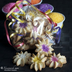 Eid Cookies (Buskud)