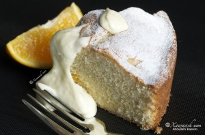 Pound Cake (Doolshe Buuro)