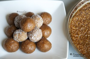 Coconut Sweets (Qumbe)