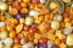 Roasted Vegetables 1