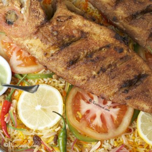 Fried Red Snapper 1 - Somali Food Blog