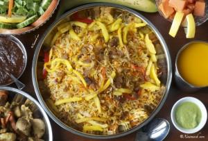 Somali Rice Pilaf 1