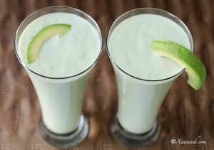 Avocado Smoothie 5 - Somali Food Blog