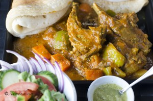 Lamb Stew 1 - Somali Food Blog