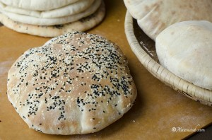 Pita Bread 1 - Somali Food Blog