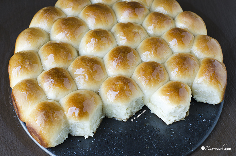Honeycomb Bread Rooti Shinnidhaab Pain Nid D Abeille