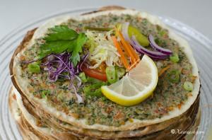 Lahmacun 1 - Somali Food Blog