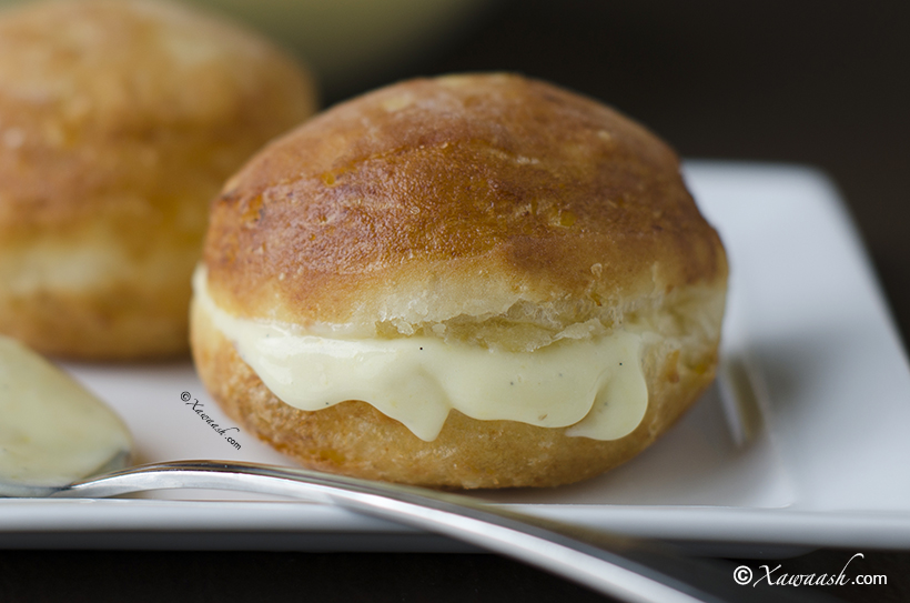 Pastry Cream (Kareemo Macmacaan) Crème Pâtissière كريم ...