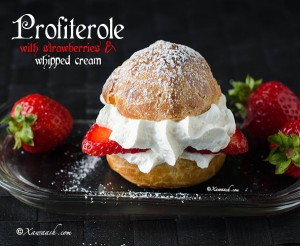 Choux Pastry - Featured Image