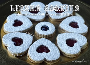 Linzer Cookies 1 - Featured Image