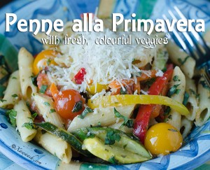 Penne alla Primavera - Featured Image