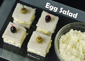 Egg Salad - Featured Image