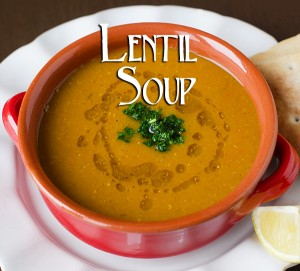 Lentil Soup - Featured Image