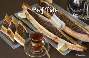 Beef Pide - Featured Image