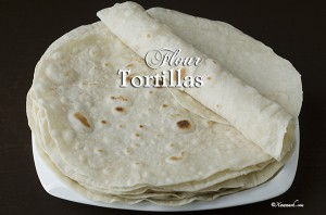 Flour Tortillas - Featured Image