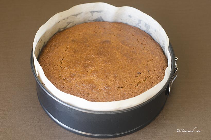 Xawaash Carrot Cake