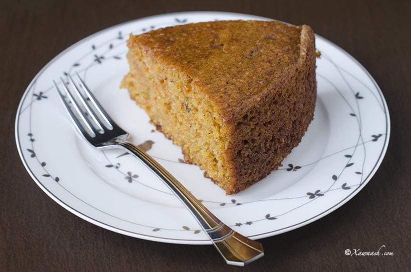 94d494c72 Carrot Cake (Doolshe Karooto) Gâteau à la Carotte كيك الجزر | Xawaash.com