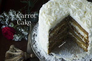 Carrot Cake  - Featured Image