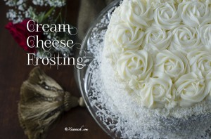 Cream Cheese Frosting - Featured Image
