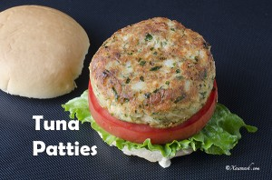 Tuna Patties - Featured Image