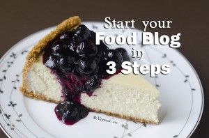 Start Your Food Blog